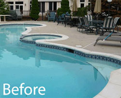 Pool remodeling for Pool remodeling